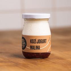 Kozí Jogurt - MALINA